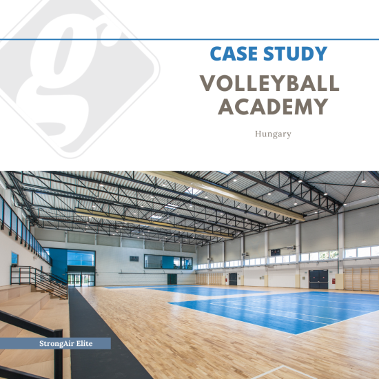 case study Volleyball Academy StrongAir Elite